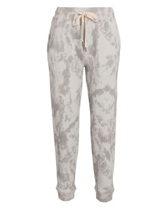 Oakland Tie-Dye Joggers, LIGHT GREY, hi-res