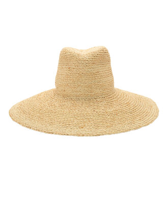 Rolling Tabacco Straw Hat, BEIGE, hi-res