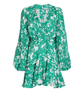 Neala Floral Mini Dress, , hi-res
