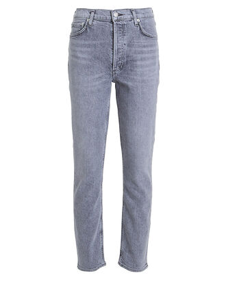 Nico High-Rise Skinny Jeans, GREY DENIM, hi-res