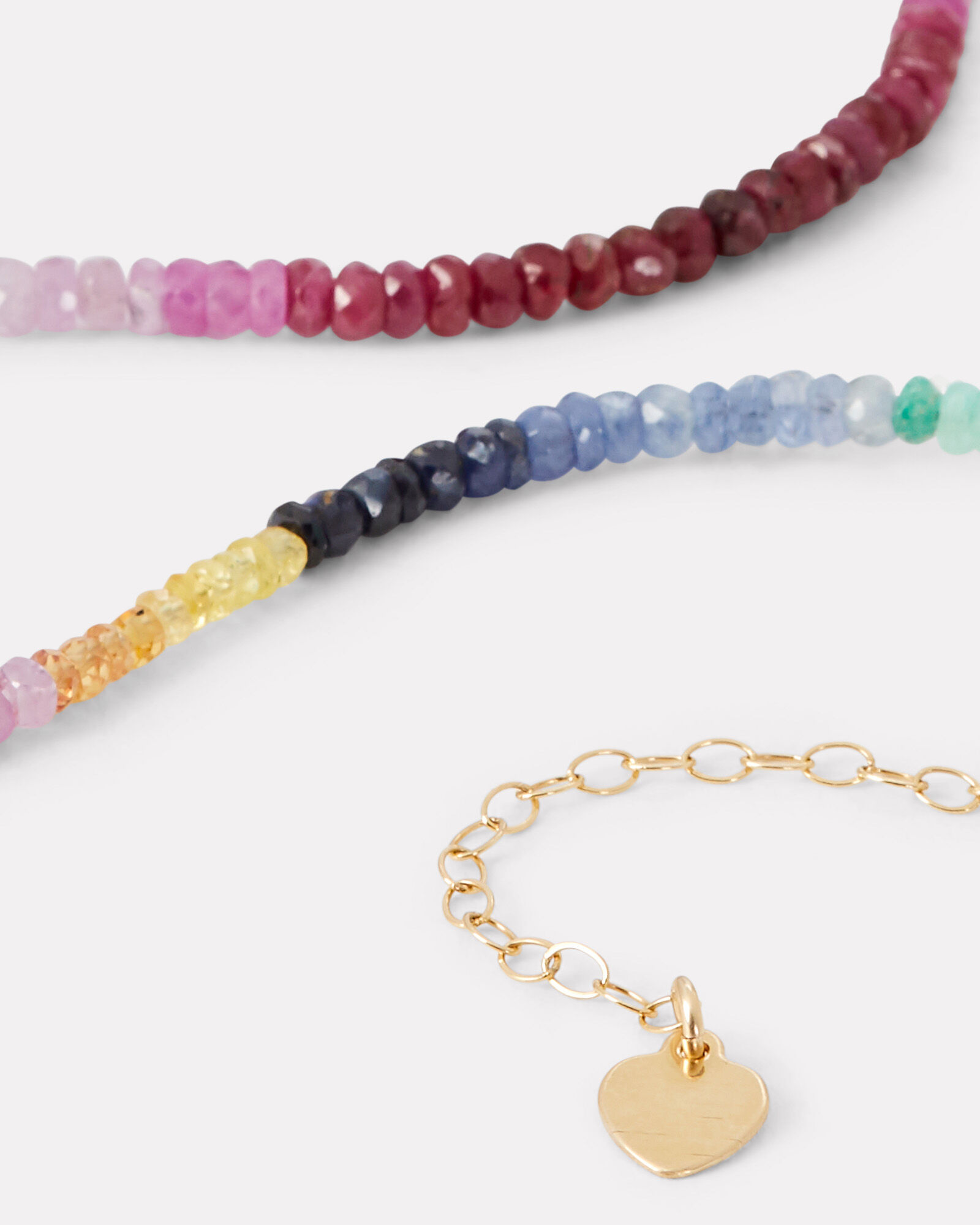 Fiesta Beaded Necklace, RAINBOW, hi-res