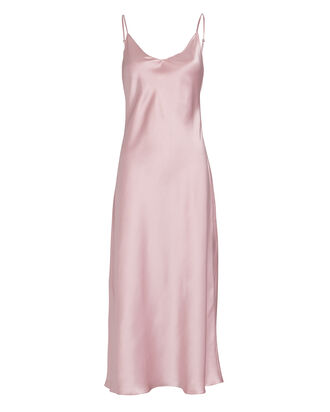 Taylor Silk Slip Dress, , hi-res