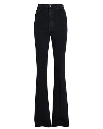 1219 Runway High-Rise Boot Jeans, WASHED BLACK DENIM, hi-res