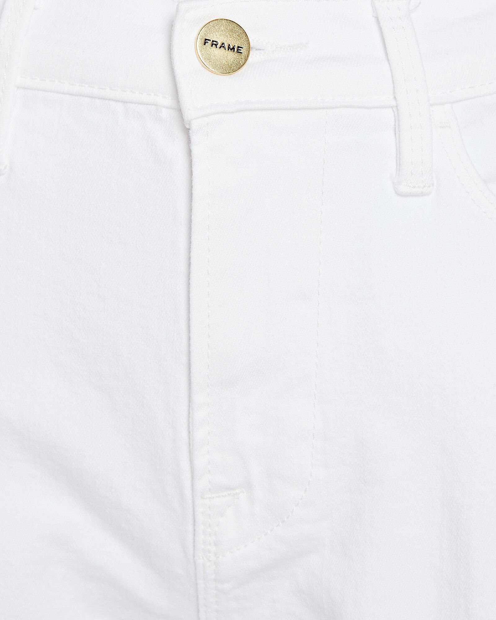 Le High Straight Jeans, BLANC, hi-res