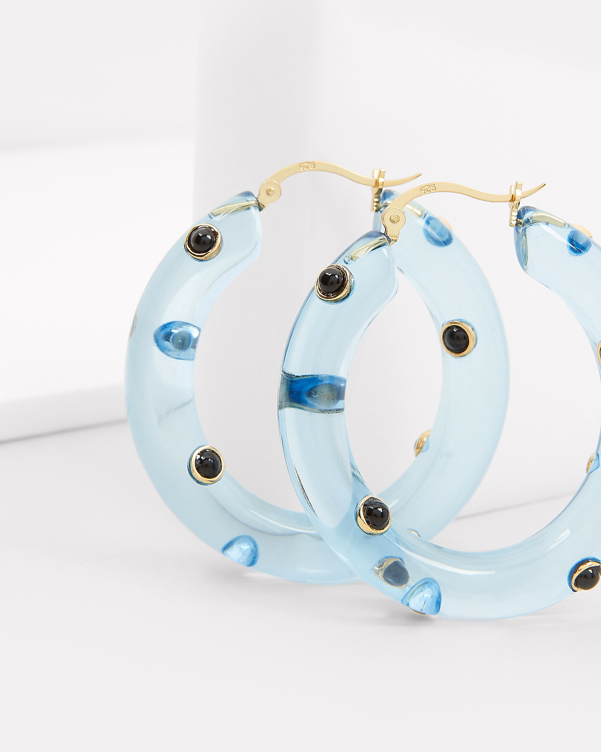 Roman Sky Hoops, BLUE/BLACK, hi-res