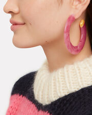 Kennedy Cherry Hoops, RED, hi-res