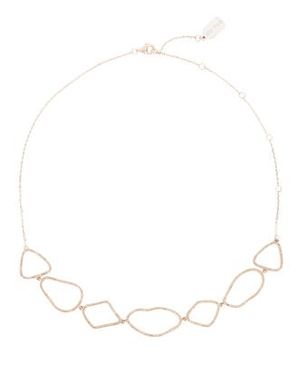 The Sadie Luxe Necklace, METALLIC, hi-res