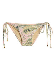 Palma Tie Side Bikini Bottom, MULTI, hi-res