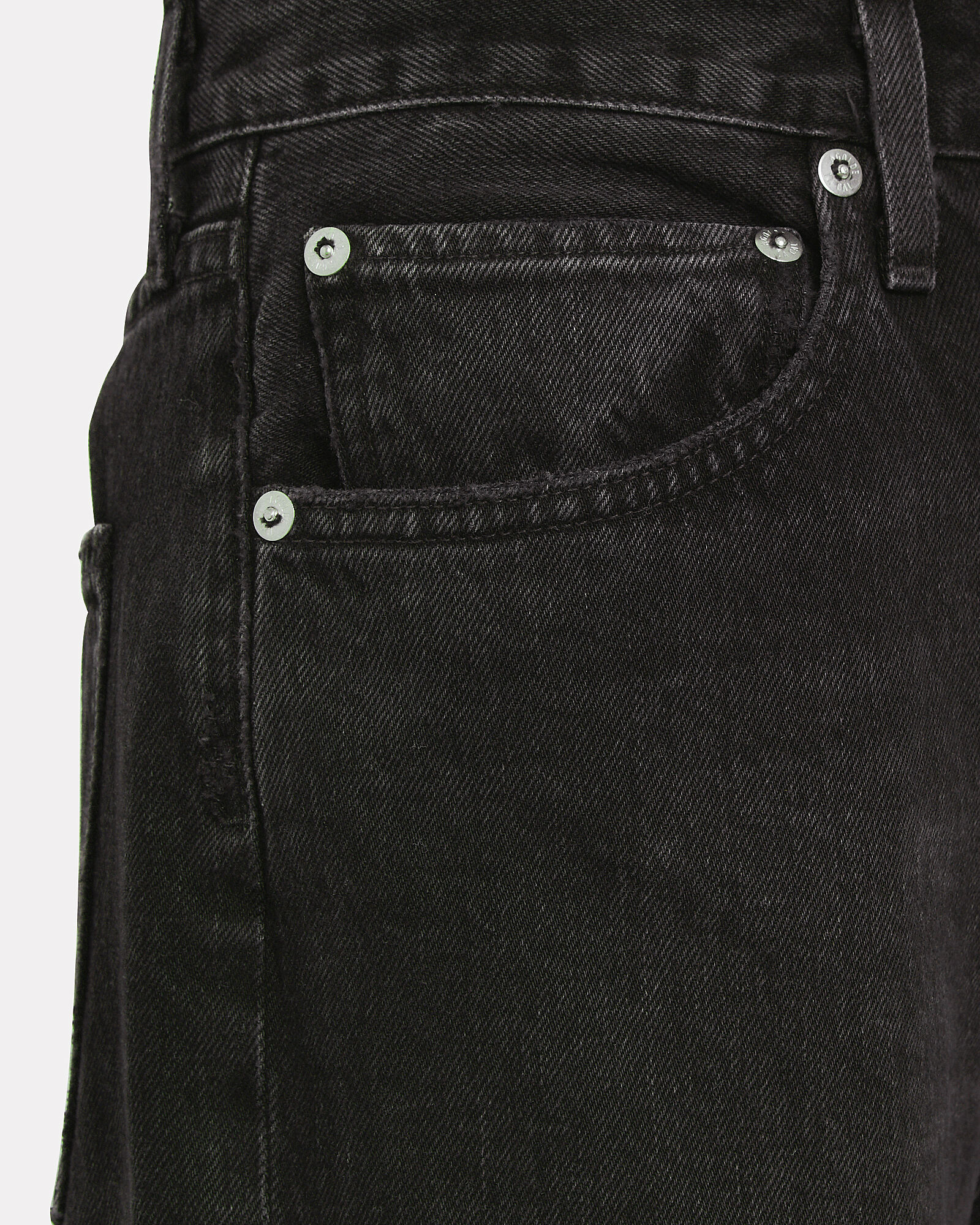 90's High-Rise Loose Jeans, BLACK, hi-res