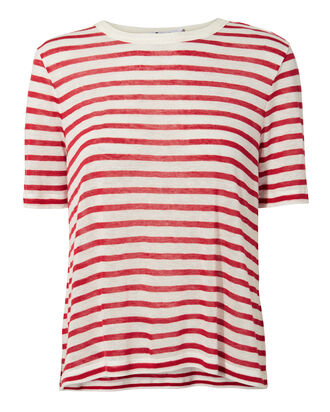 Classic Striped Tee, MULTI, hi-res