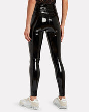 Perfect Control Patent Leggings, BLACK, hi-res