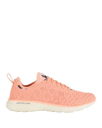 Techloom Phantom Camo Tongue Low-Top Sneakers, BLUSH, hi-res