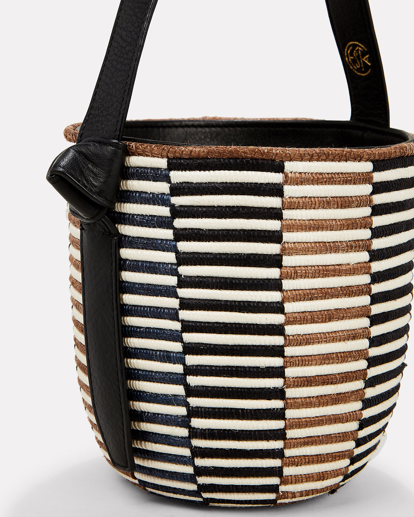 Core Checkerboard Lunchpail, BLACK/BROWN/NAVY, hi-res