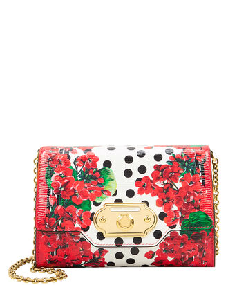 Mini Welcome Crossbody Bag, WHITE/RED, hi-res