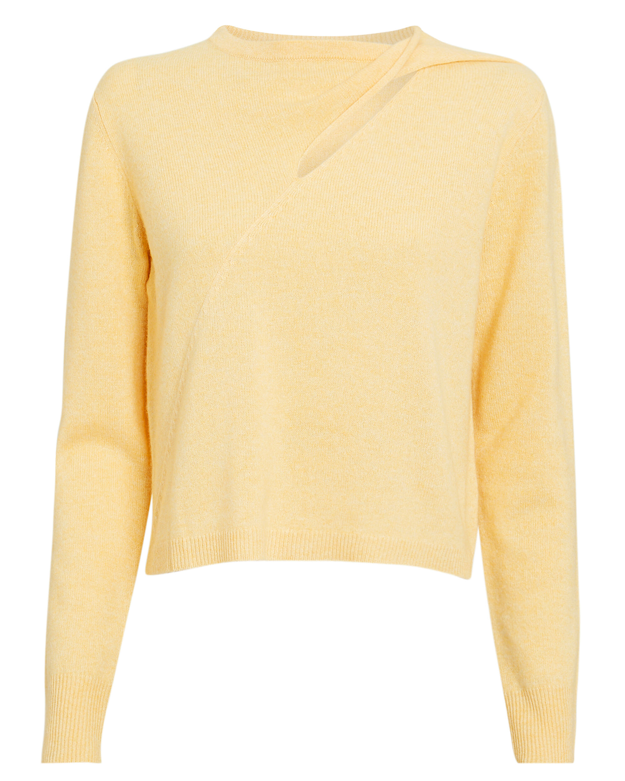 Lawson Sweater, PALE YELLOW, hi-res