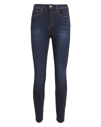 Katrina Ultra High-Rise Jeans, DARK BLUE DENIM, hi-res