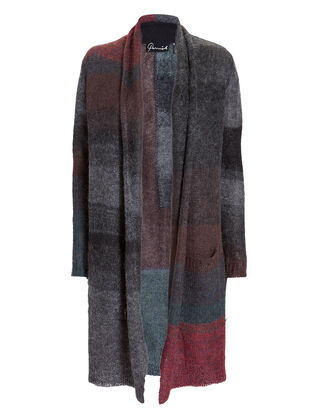 George Patchwork Cardigan, MULTI, hi-res