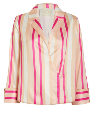 Liv Striped Blouse, MULTI, hi-res