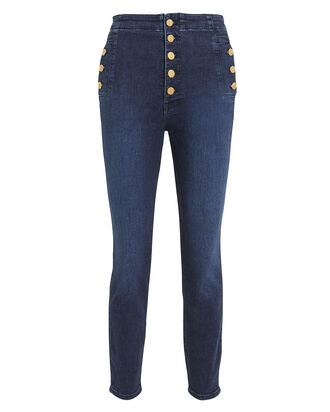Natasha High Rise Jeans, DARK WASH DENIM, hi-res