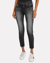 Prichard Skinny Jeans, FADED BLACK DENIM, hi-res