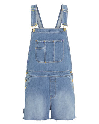 Grand Canyon Shorts Overalls, BLUE DENIM, hi-res
