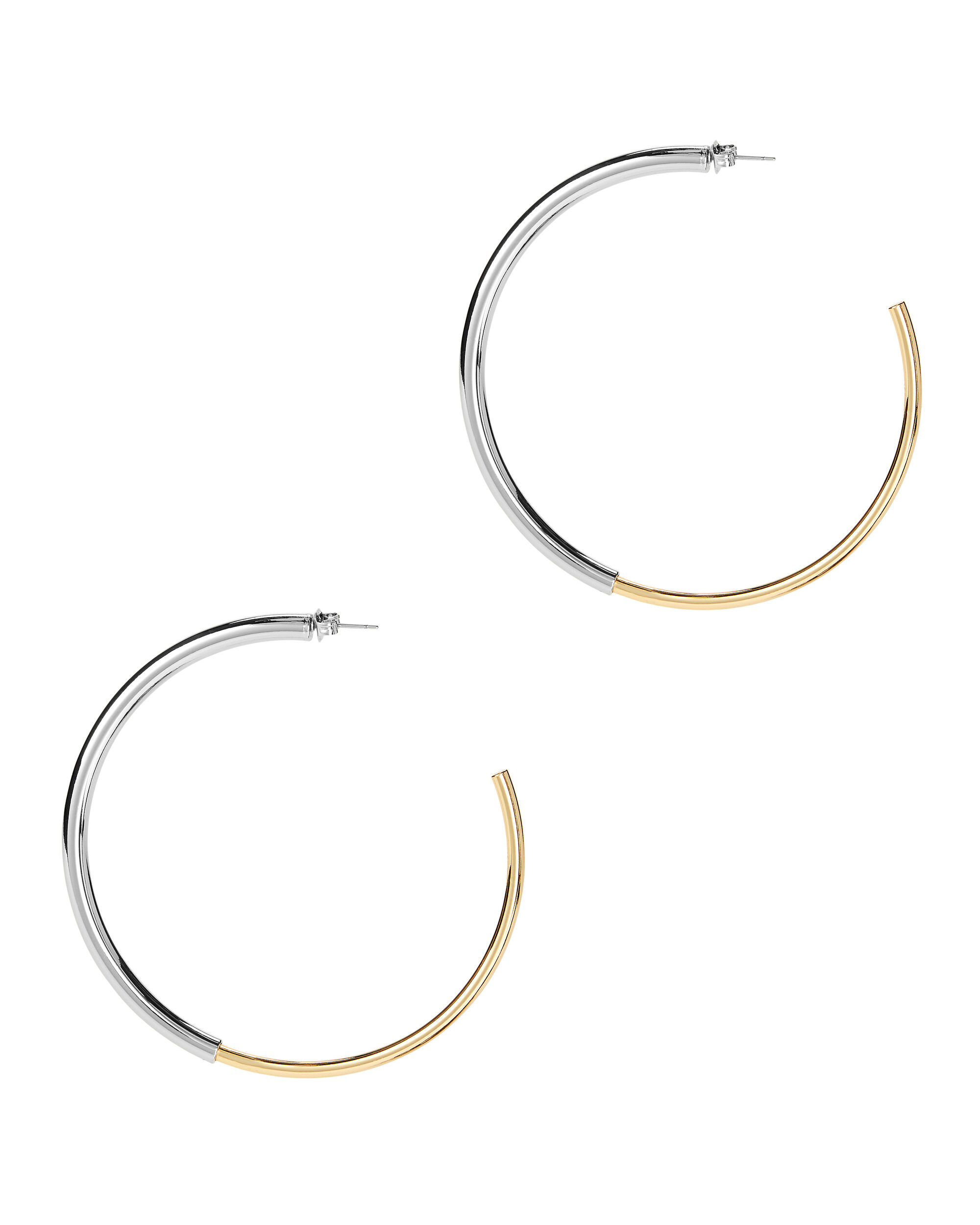 Lola Large Hoops, MULTI, hi-res