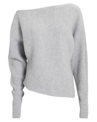 Jacqueline Sweater, GREY-LT, hi-res