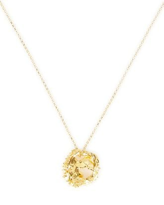 The Craters We Know Necklace, GOLD, hi-res