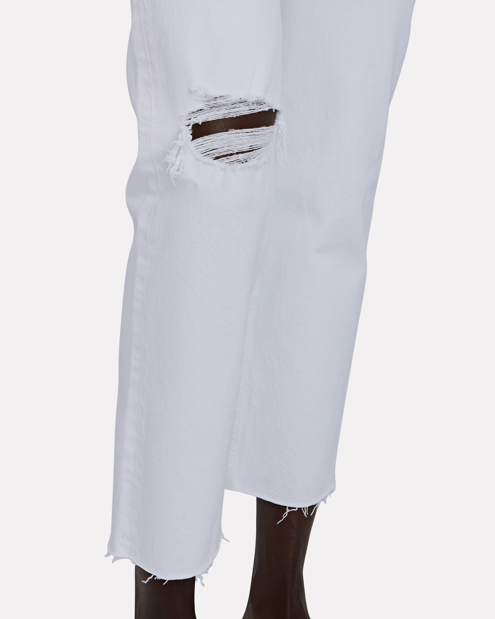 70s High-Rise Stove Pipe Jeans, DISTRESSED WORN WHITE, hi-res