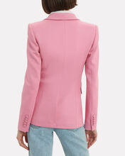 Double Face Pink Blazer, PINK, hi-res