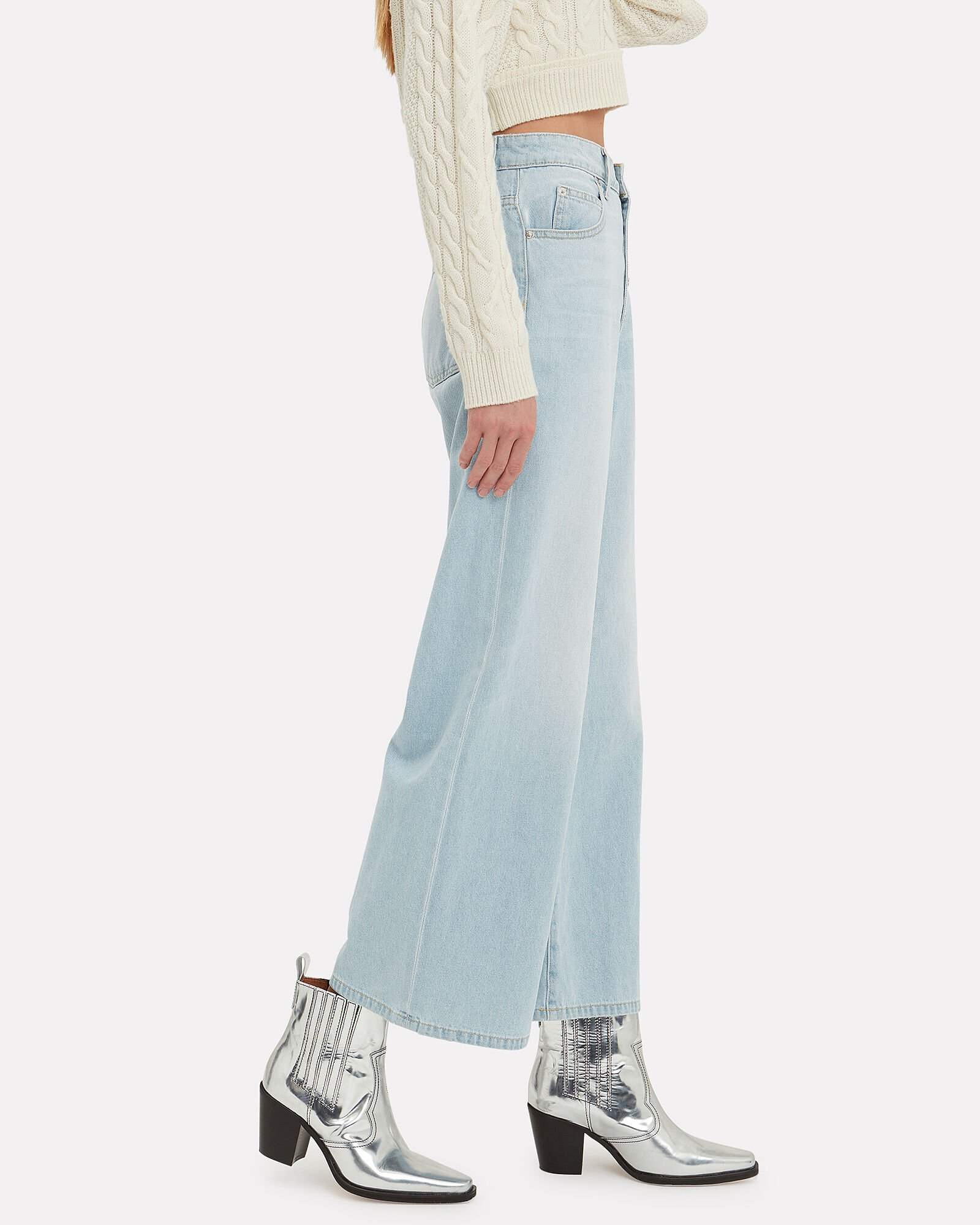Charlotte Nolita Jeans, LIGHT WASH DENIM, hi-res
