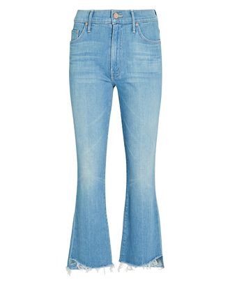 The Insider Crop Step Fray Jeans, HOLD MY HAND, hi-res