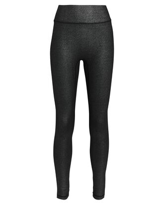 Center Stage Compression Leggings, SILVER, hi-res