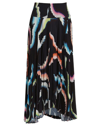 Sonali Pleated Midi Skirt, MULTI, hi-res