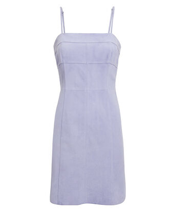 Rosanna Mini Dress, PERIWINKLE, hi-res