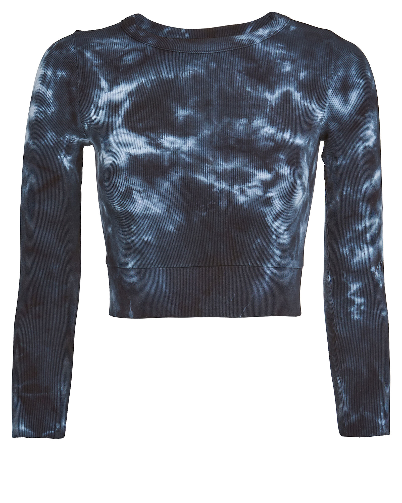 Beatrice Tie-Dye Crewneck Top, MULTI, hi-res