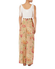 Corsair Floral Wide Leg Pants, PRINT, hi-res