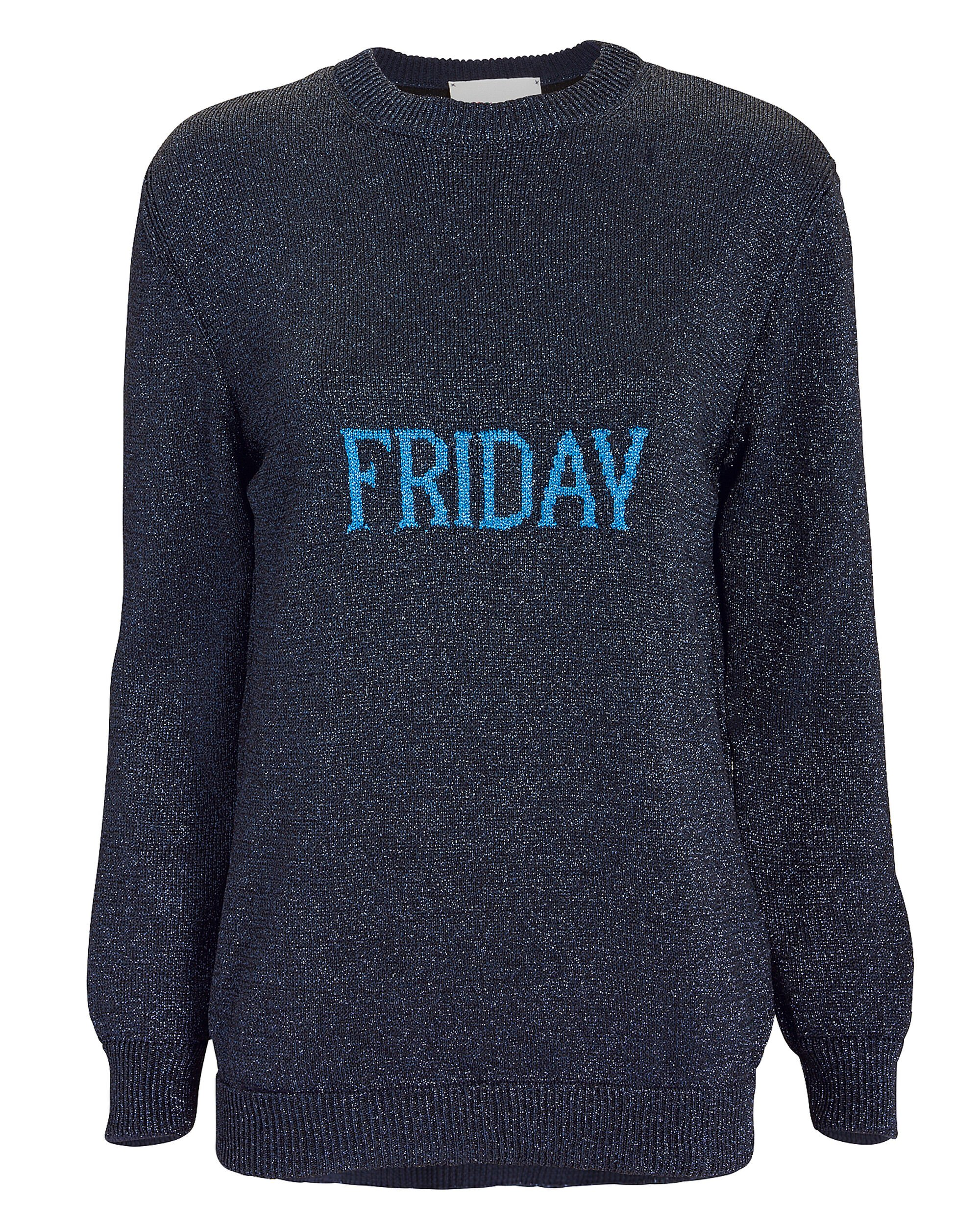 Friday Sweater, NAVY, hi-res