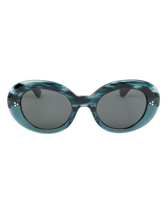 Erissa Sunglasses, BLUE ACETATE, hi-res
