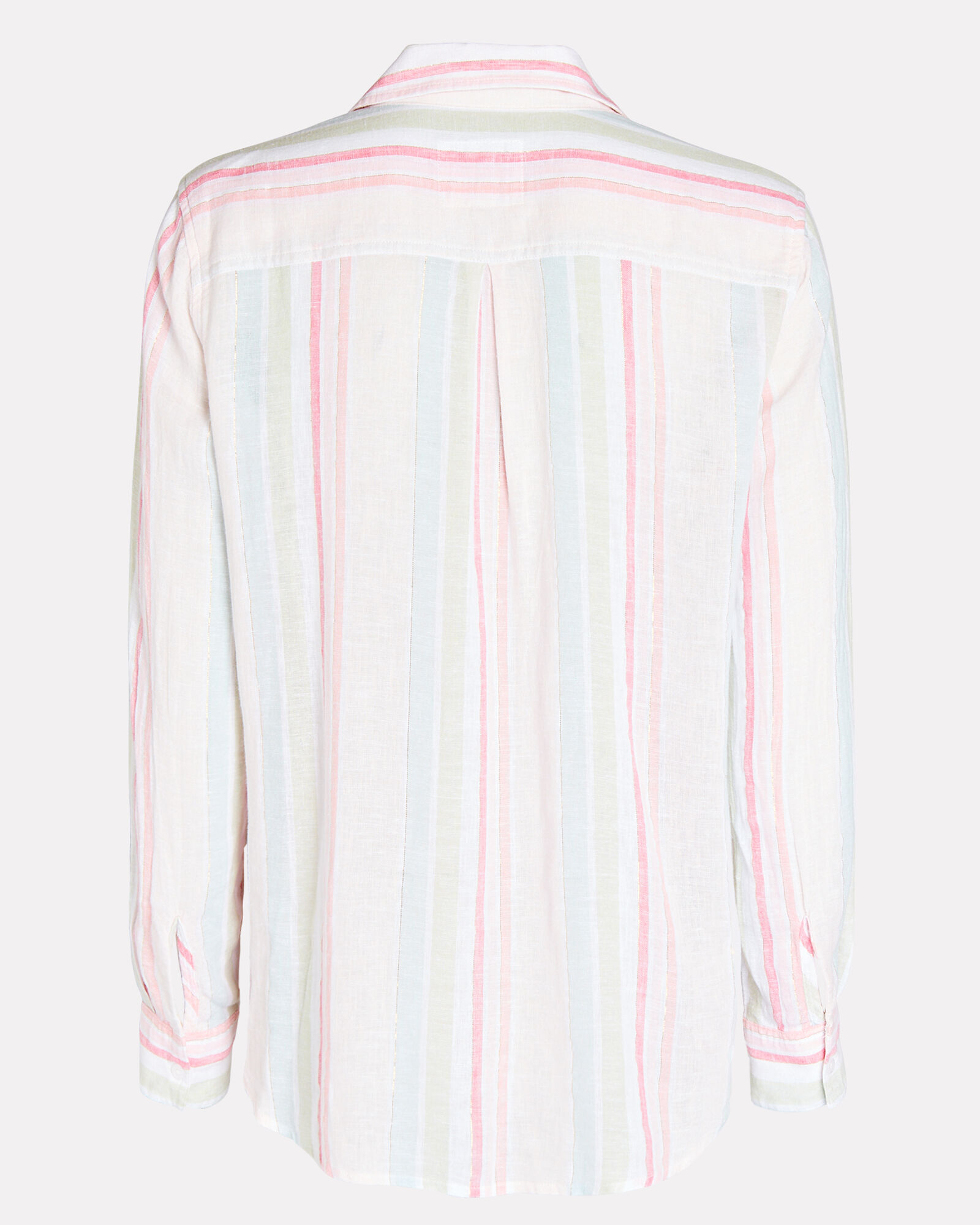 Charli Matera Stripe Button Down, MULTI, hi-res