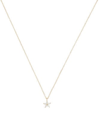 Marquise Diamond Flower Choker Necklace, GOLD, hi-res