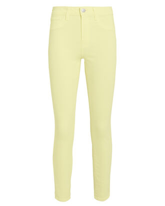 Margot Skinny Jeans, LEMON, hi-res
