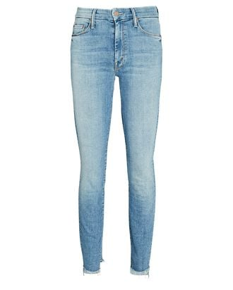 The Looker Step Ankle Fray Jeans, KISS & MAKE UP, hi-res