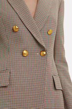 Sedgwick Double Breasted Blazer, BEIGE, hi-res