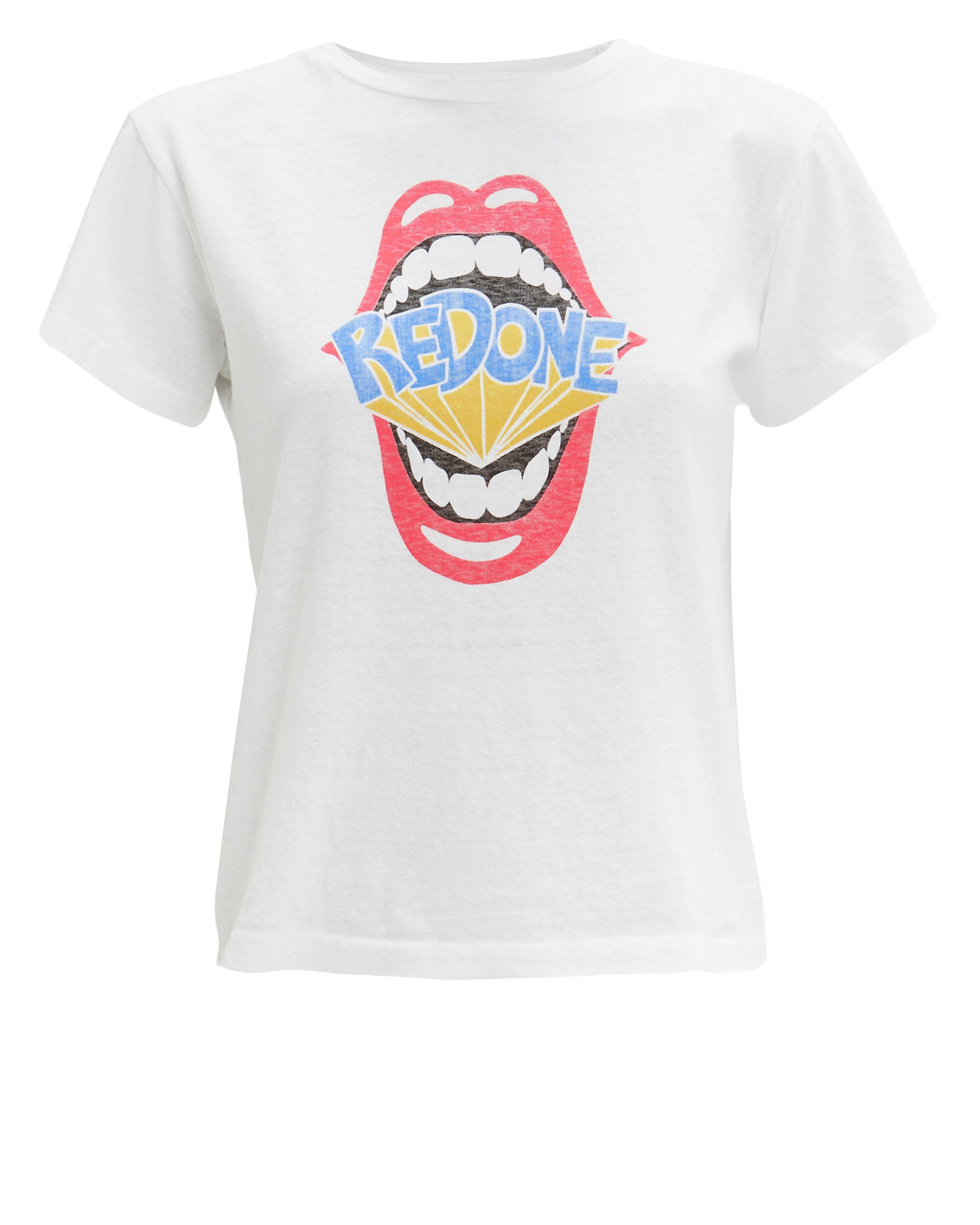 The Classic Graphic T-Shirt, WHITE, hi-res