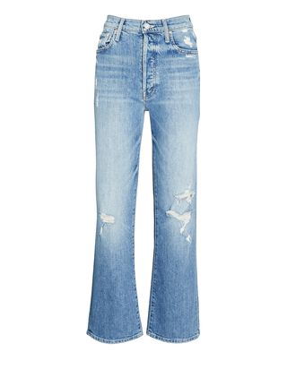 The Rambler Ankle Distressed Jeans, HOLY MELANCHOLY, hi-res