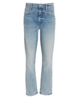 The Dazzler Yoke Front Ankle Jeans, WILD CALLING, hi-res