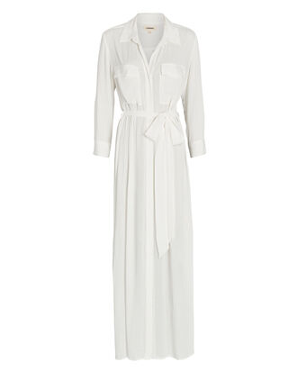 Cameron Maxi Shirt Dress, , hi-res