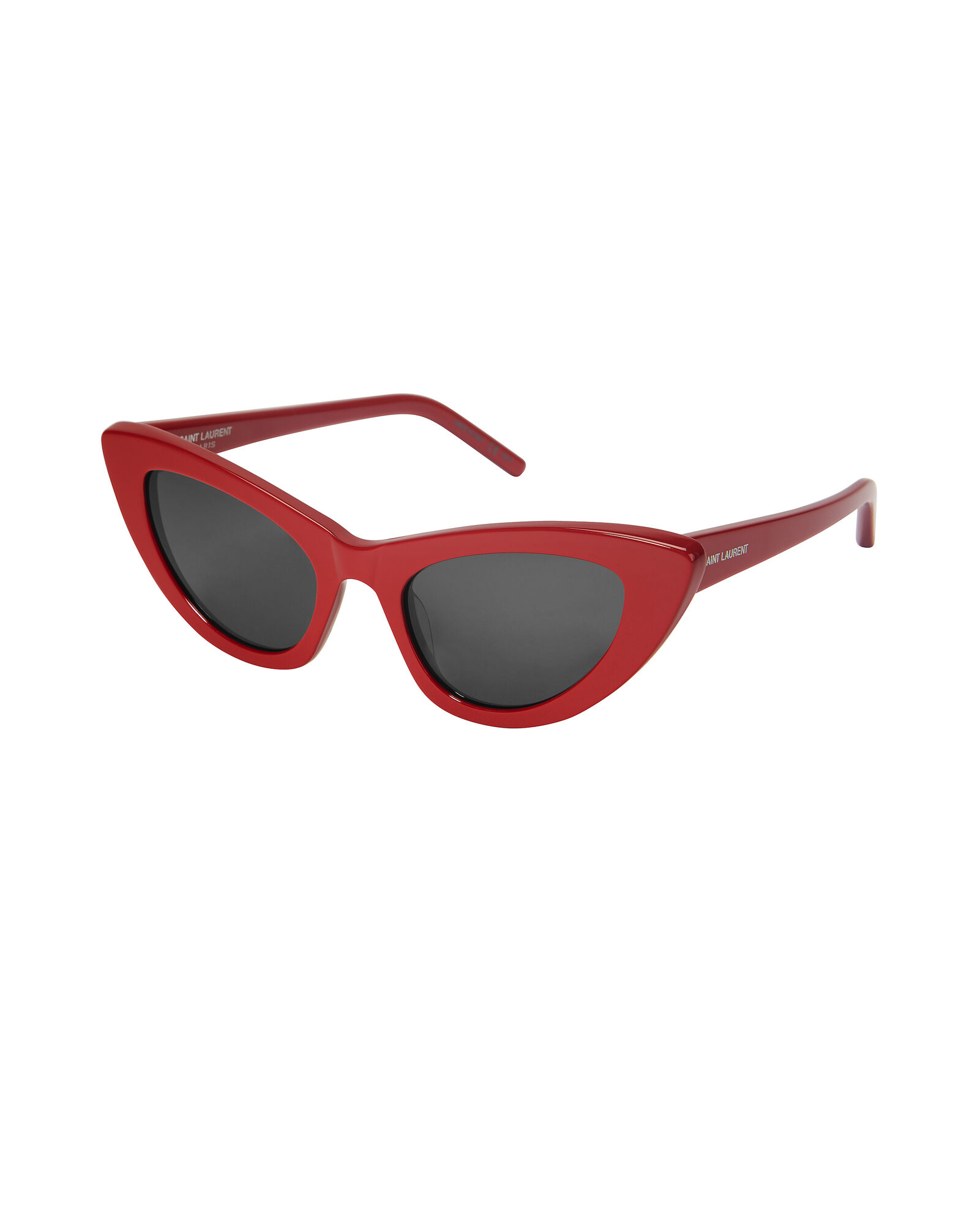 Lily Cat Eye Sunglasses, RED, hi-res