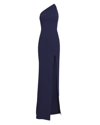 Petch Navy Gown, NAVY, hi-res